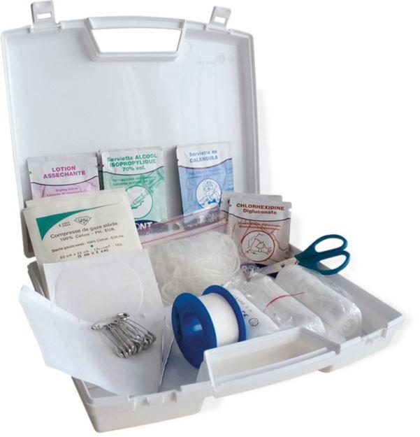 Image sur Trousse à pharmacie
